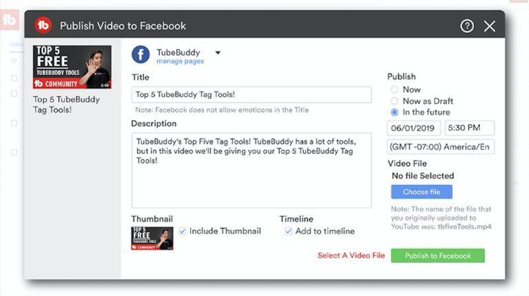 TubeBuddy-Publish-To-Facebook-Image