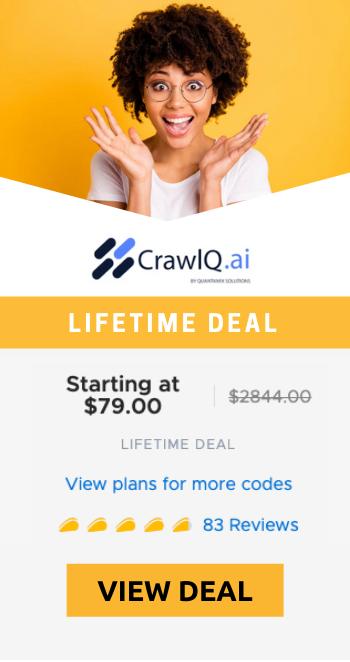 CrawIQ-AppSumo-Lifetime-Deal-Sidebar-Image