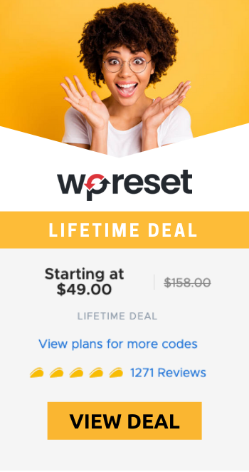 WP Reset - WordPress Development & Debugging Tool for Non-devs